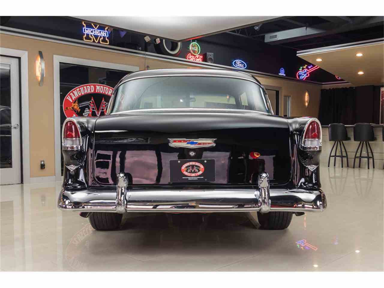 Large Picture of Classic 1955 Chevrolet Bel Air located in Michigan - $66,900.00 Offered by Vanguard Motor Sales - LVNC