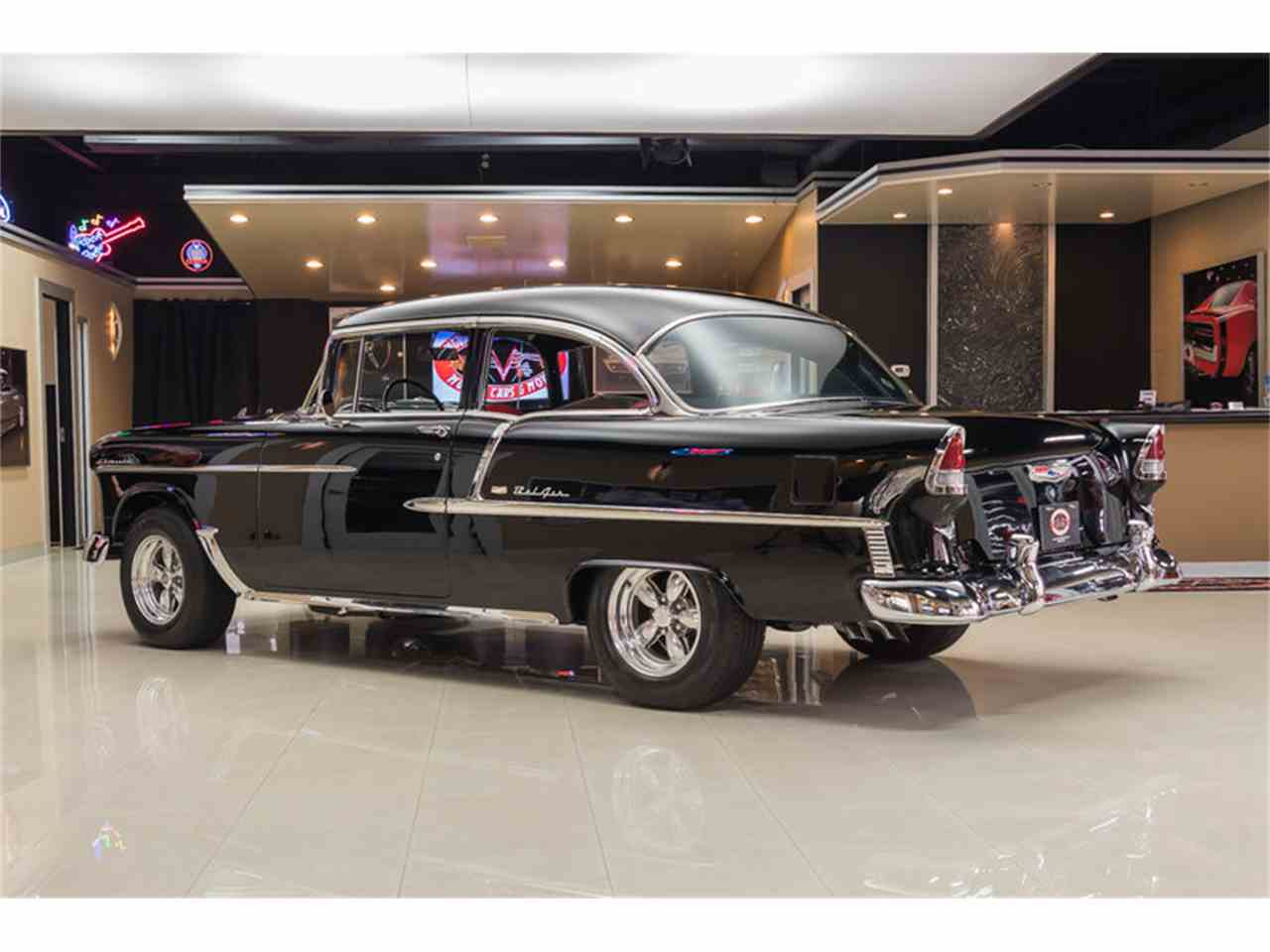 Large Picture of Classic 1955 Bel Air Offered by Vanguard Motor Sales - LVNC