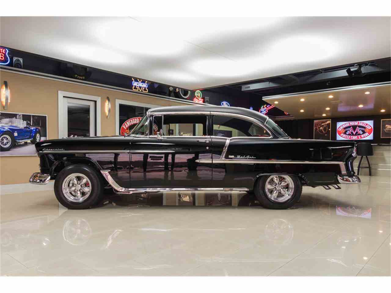 Large Picture of '55 Chevrolet Bel Air - $66,900.00 Offered by Vanguard Motor Sales - LVNC