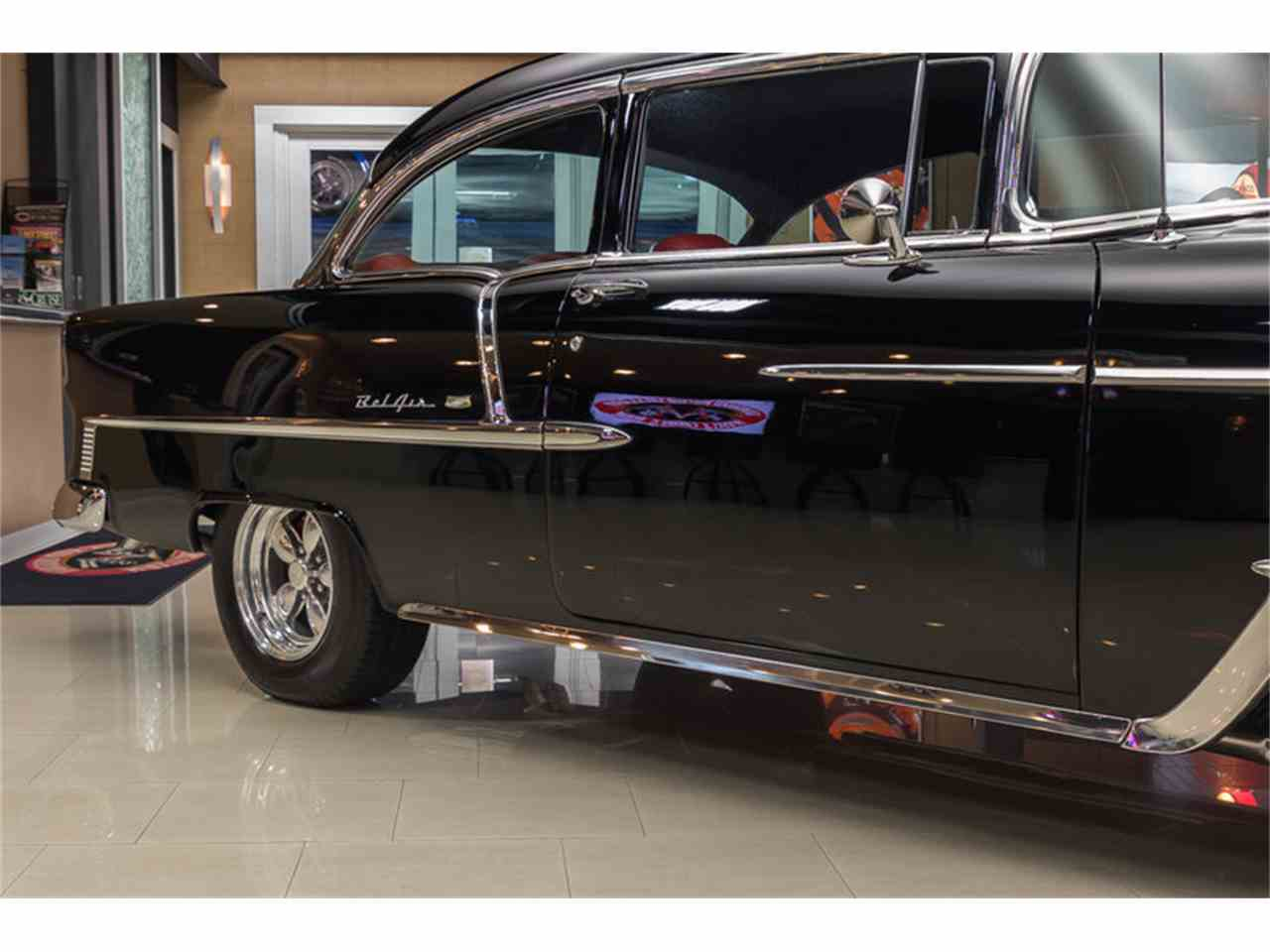 Large Picture of '55 Bel Air located in Michigan Offered by Vanguard Motor Sales - LVNC