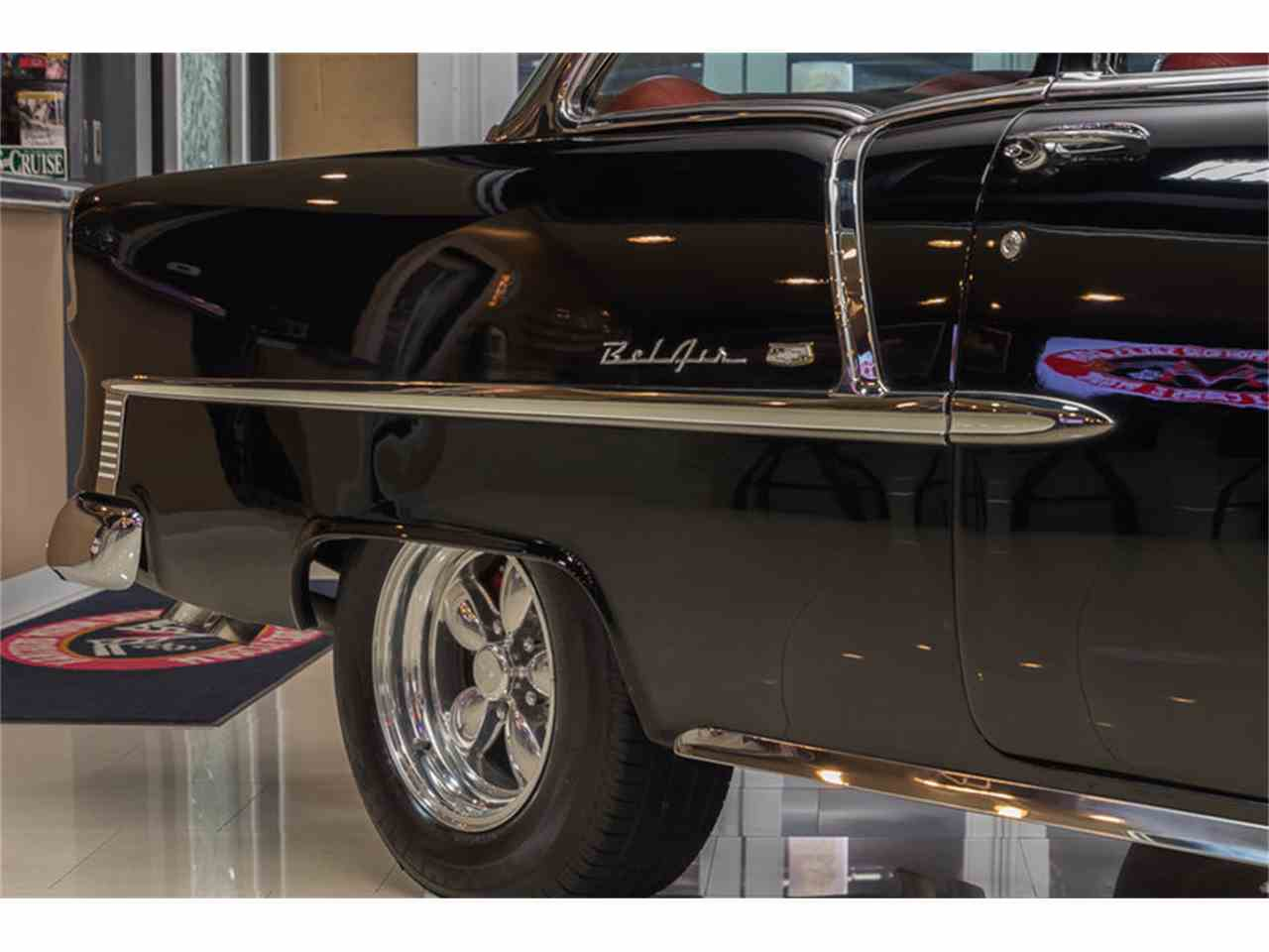 Large Picture of 1955 Bel Air located in Plymouth Michigan - $66,900.00 Offered by Vanguard Motor Sales - LVNC