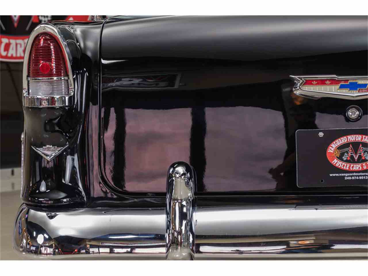 Large Picture of 1955 Chevrolet Bel Air located in Michigan - $66,900.00 Offered by Vanguard Motor Sales - LVNC