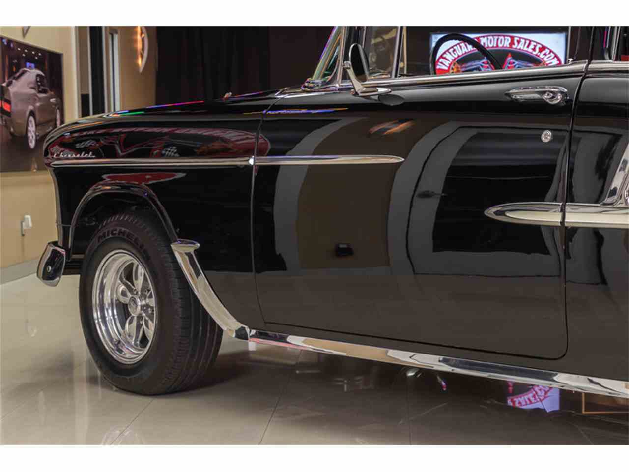 Large Picture of 1955 Bel Air Offered by Vanguard Motor Sales - LVNC