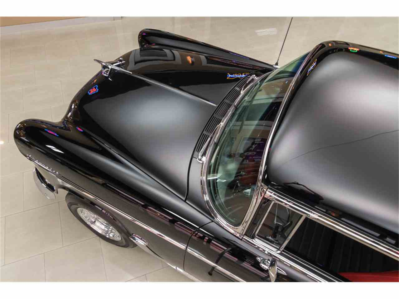 Large Picture of Classic 1955 Bel Air located in Plymouth Michigan Offered by Vanguard Motor Sales - LVNC