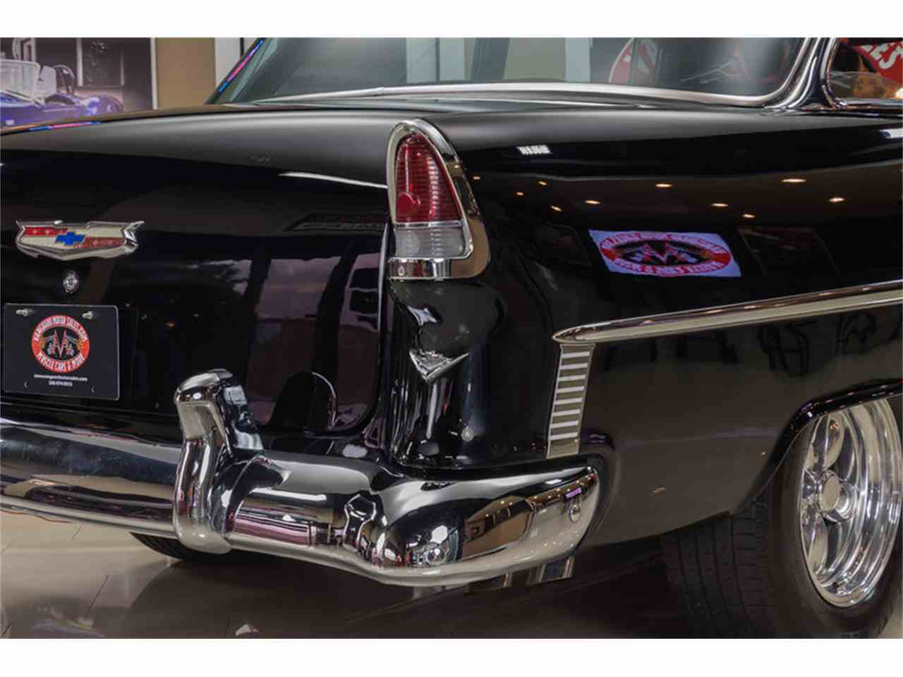 Large Picture of Classic '55 Chevrolet Bel Air located in Plymouth Michigan - $66,900.00 - LVNC