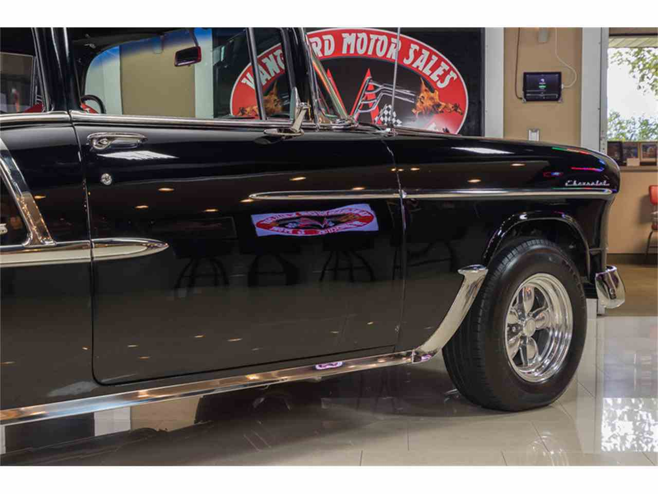 Large Picture of '55 Chevrolet Bel Air - LVNC