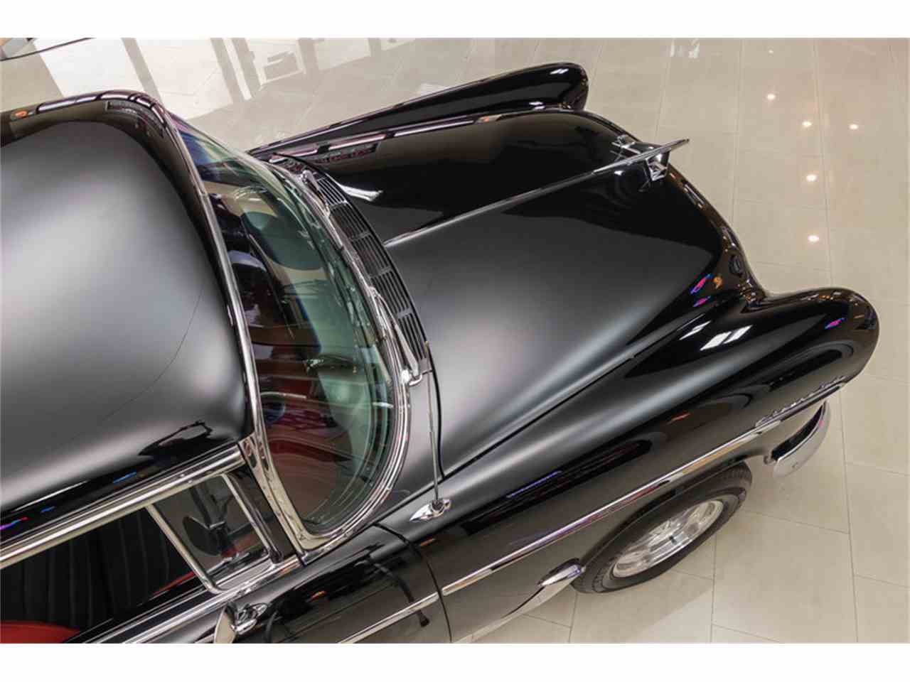 Large Picture of Classic '55 Bel Air located in Michigan - $66,900.00 Offered by Vanguard Motor Sales - LVNC