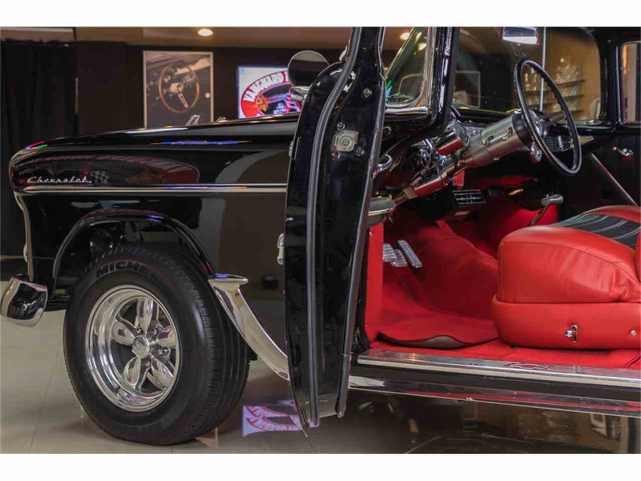 Large Picture of '55 Bel Air located in Plymouth Michigan Offered by Vanguard Motor Sales - LVNC