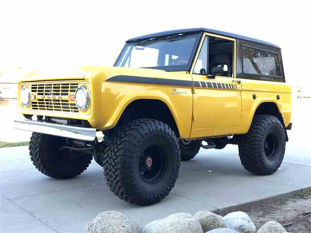 1966 Ford Bronco | 1027922