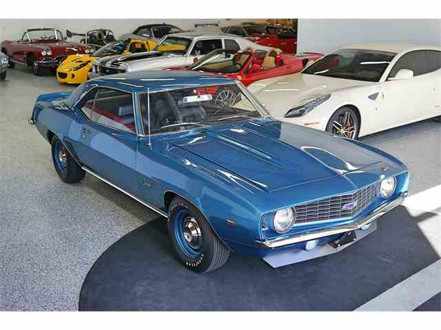 1969 Chevrolet Camaro COPO | 1027928