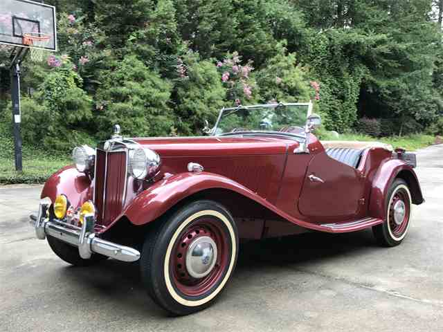 1950 MG TD | 1027932