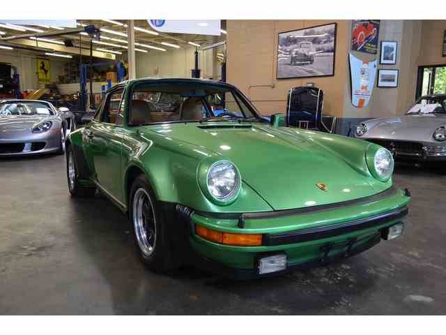 1976 Porsche 911 Carrera Turbo | 1027934