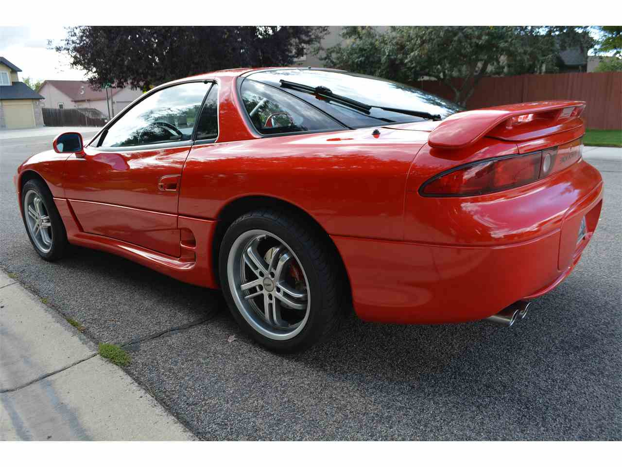 1995 Mitsubishi 3000gt Cars Trucks By Owner | Autos Post