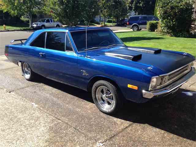 1972 Dodge Dart Swinger | 1027956
