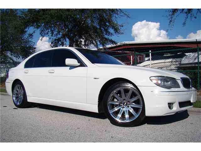 2007 BMW 7 Series | 1027975