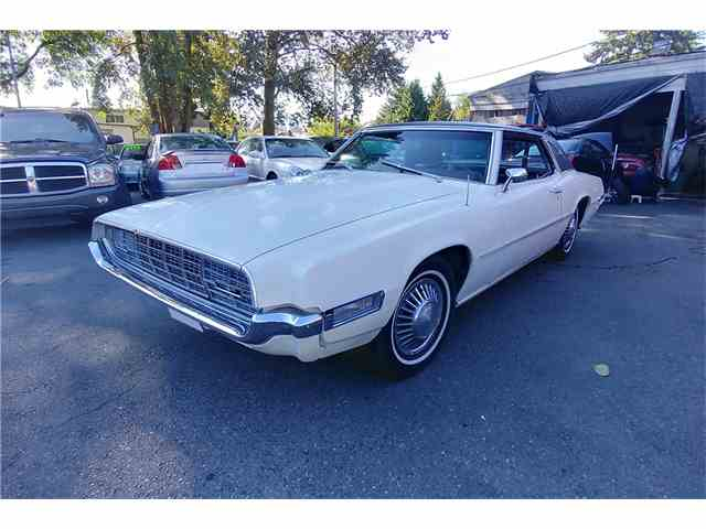 1968 Ford Thunderbird | 1027978