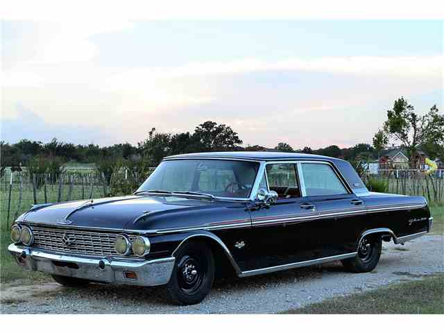 1962 Ford Galaxie 500 | 1027979