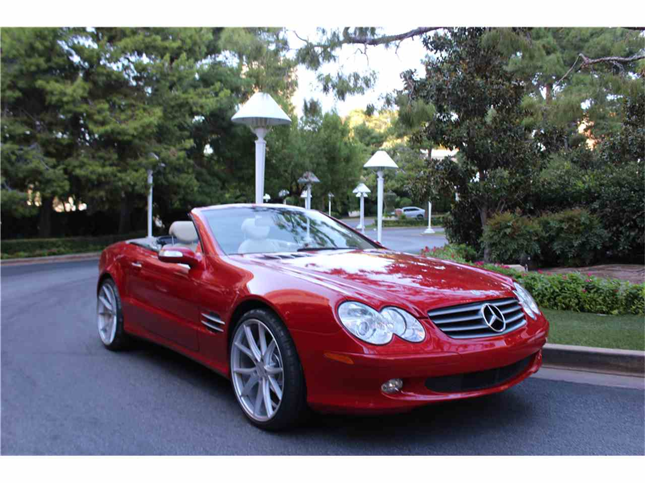 2004 mercedes benz sl500 for sale cc for Mercedes benz 500 sl for sale