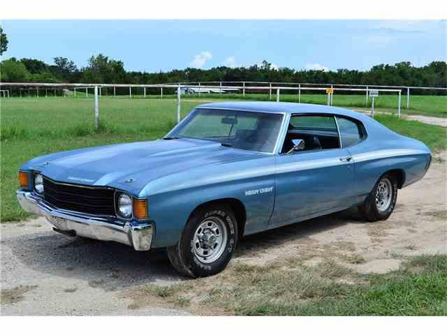 1972 Chevrolet Chevelle | 1027984