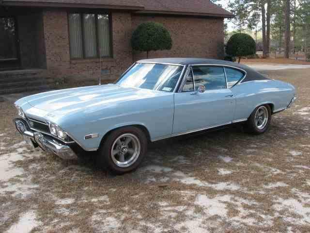 1968 Chevrolet Chevelle SS | 1027985