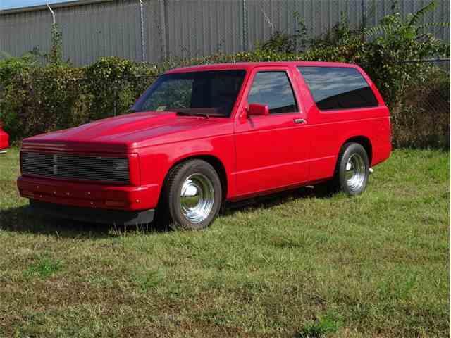 1983 Chevrolet S10 Blazer | 1027989