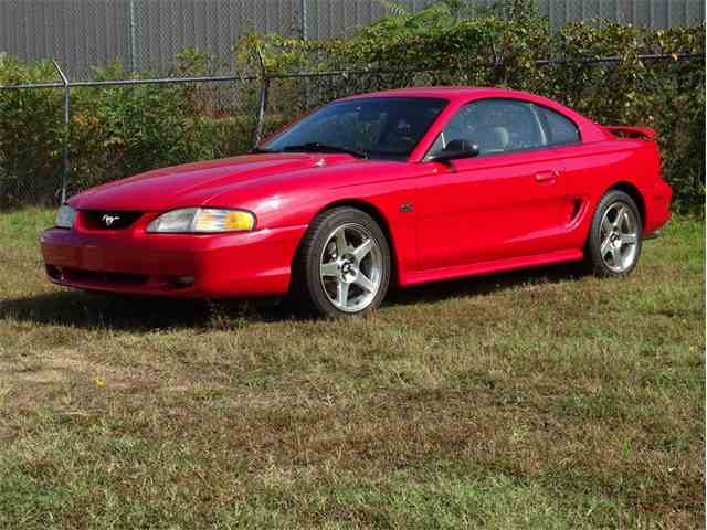 1995 Ford Mustang | 1027991