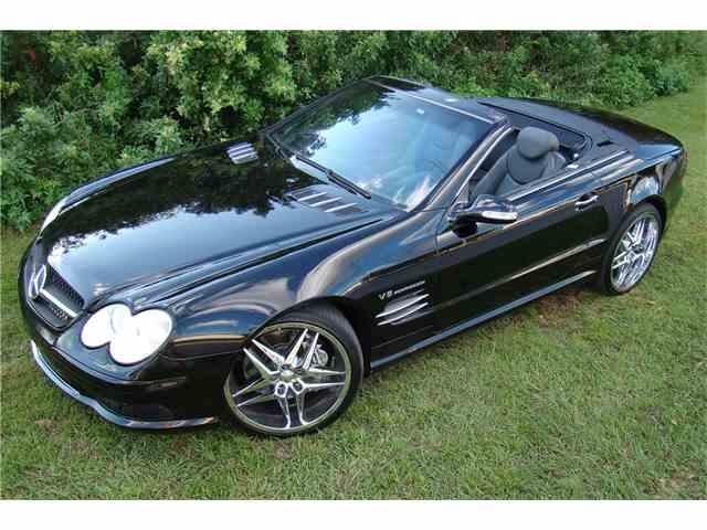 2003 Mercedes-Benz SL55 | 1027994