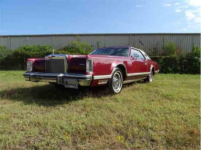 1978 Lincoln Continental Mark V | 1027995