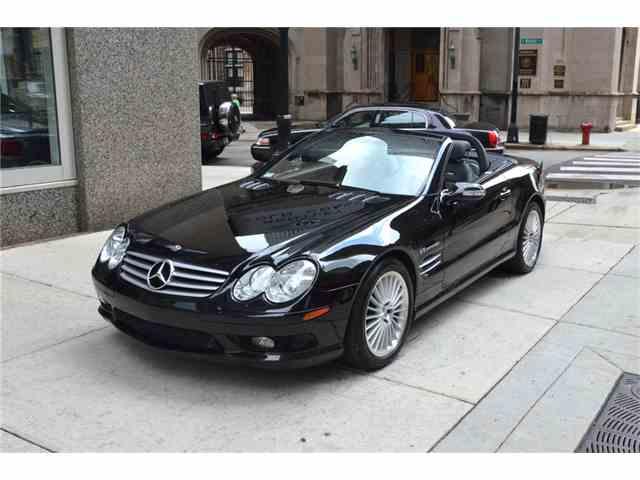2006 Mercedes-Benz SL55 | 1027997