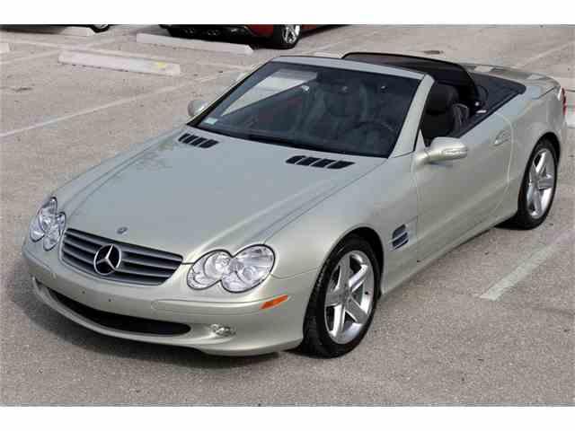 2003 Mercedes-Benz SL500 | 1027998