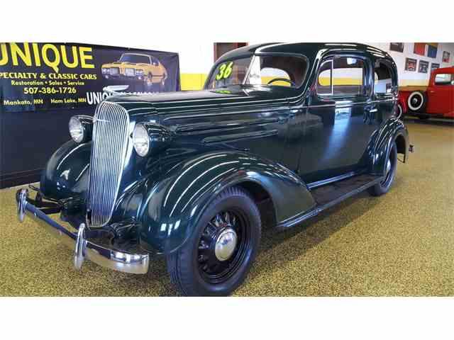 1936 Chevrolet Master 2dr Sedan | 1027999