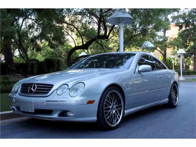 2002 Mercedes-Benz CL500 | 1028000