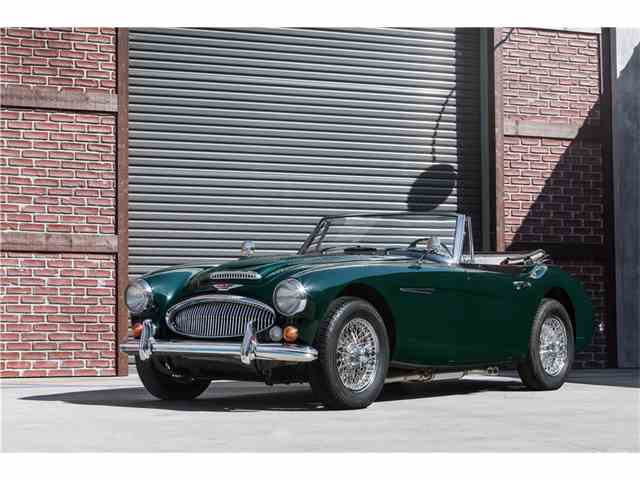 1965 Austin-Healey 3000 Mark III BJ8 | 1028006