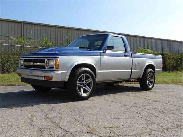 1992 Chevrolet S10   1028008