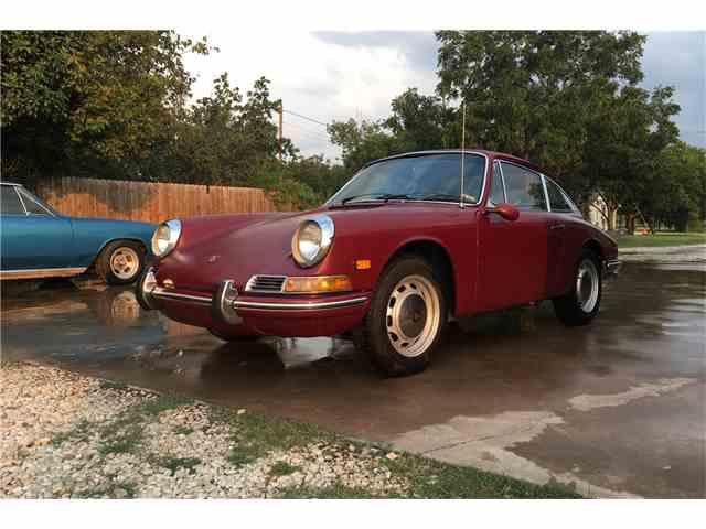 1968 Porsche 911   1028011