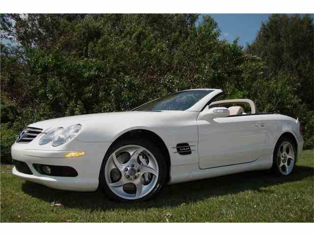 2004 Mercedes-Benz SL600 | 1028015