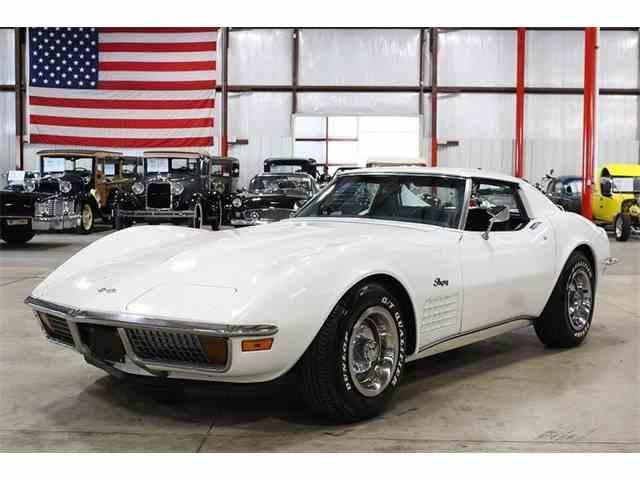 1972 Chevrolet Corvette | 1028022
