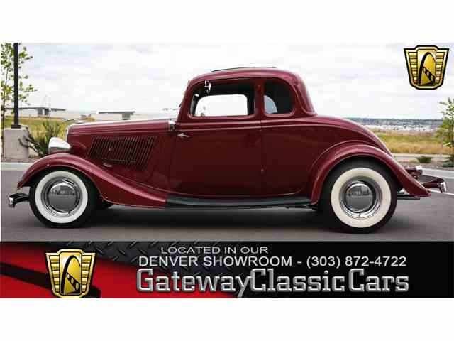 1933 Ford 5-Window Coupe | 1028027