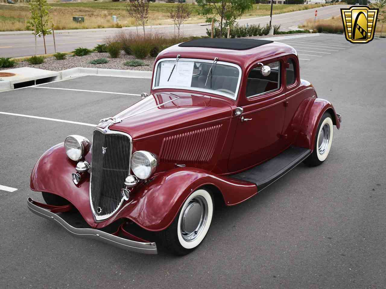 1933 Ford 5-Window Coupe for Sale | ClassicCars.com | CC-1028027