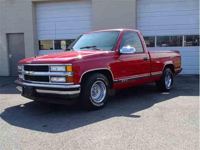 1998 Chevrolet Silverado | 1028028
