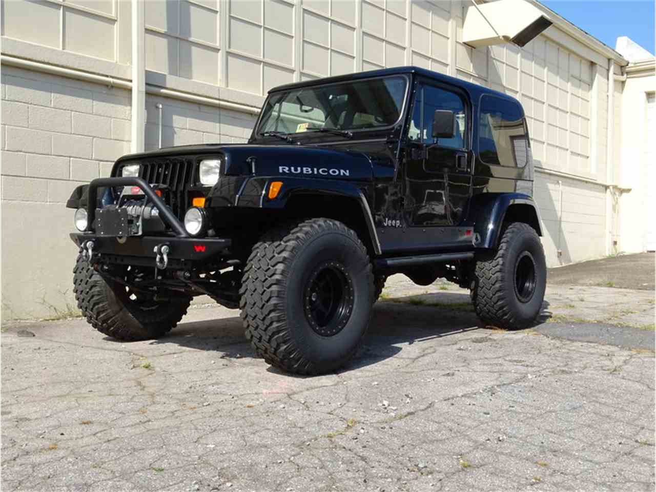 1995 jeep wrangler rubicon for  | classiccars | cc-1028029