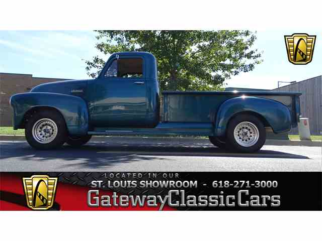 Picture of '52 Pickup - M18E