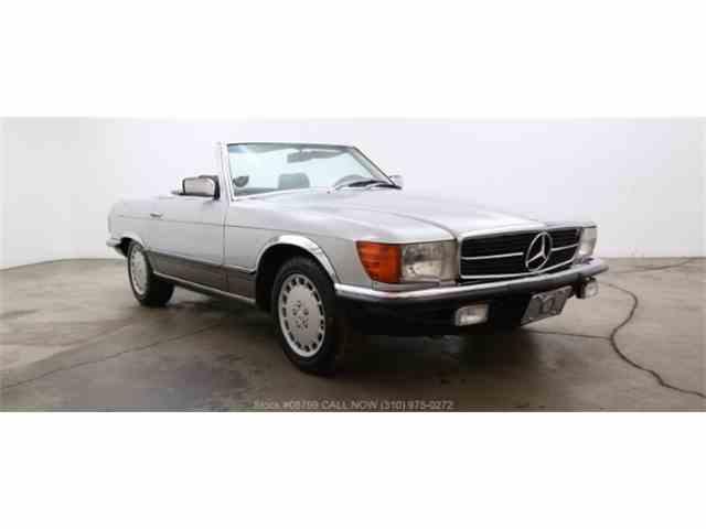 1980 Mercedes-Benz 500SL | 1028035