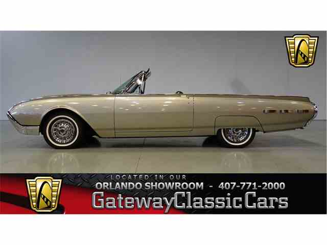 1962 Ford Thunderbird | 1028036