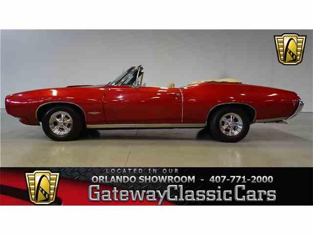 1968 Pontiac GTO | 1028045