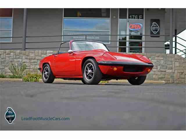 1972 Lotus Elan | 1028046