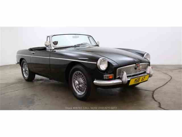 Picture of '67 MGB - LVNP