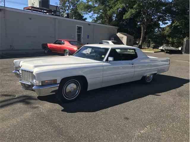 1970 Cadillac Calais   1028053
