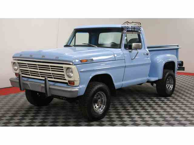 1972 Ford F100 | 1028060