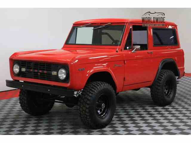 Picture of '68 Bronco - M19A